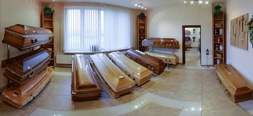 kraków zakłady pogrzebowe